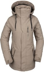 Volcom Shrine Insulated Jacket - sand brown