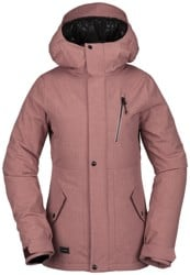 Volcom Ashlar Insulated Jacket - mauve