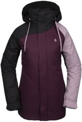 Volcom Westland Insulated Jacket - merlot