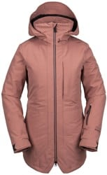 Volcom Iris 3-In-1 Gore-Tex Insulated Jacket - mauve