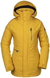 Volcom Shelter 3D Stretch Insulated Jacket - yellow