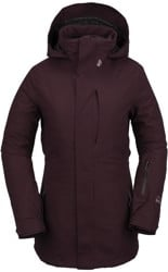 Volcom 3D Stretch Gore-Tex Insulated Jacket - merlot