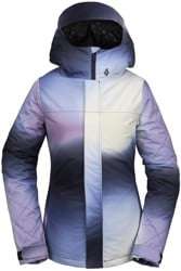 Volcom Bolt Insulated Jacket - aurora print