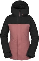 Volcom Bolt Insulated Jacket - mauve