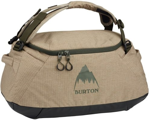 Burton Multipath 40L Duffle Bag - timber wolf ripstop - view large