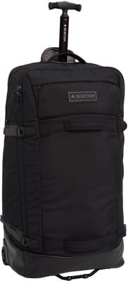 Burton Multipath Checked Travel Bag - true black ballistic - view large