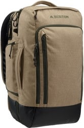 Burton Multipath Travel Backpack - timber wolf ripstop
