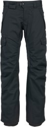 686 Women's Smarty 3-In-1 Cargo Pants - black