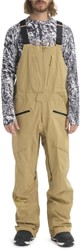 Burton AK Gore-Tex 3L Stretch Freebird Bib Pants - kelp