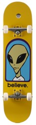 Alien Workshop Believe 7.75 Complete Skateboard