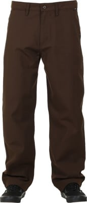 Vans Authentic Chino Glide Pro Pants - demitasse - view large