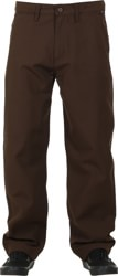 Vans Authentic Chino Glide Pro Pants - demitasse