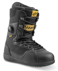 Vans Implant Pro Snowboard Boots 2020 - black/yellow