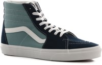 Vans Sk8-Hi Skate Shoes - (retro sport) gibraltar sea/cameo blue