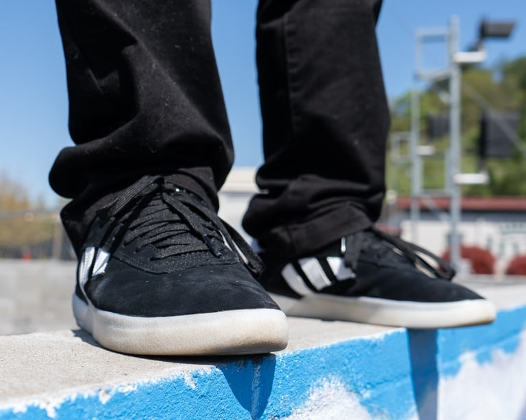 Adidas 3ST.004 Skate Shoes Wear Test Review | Tactics