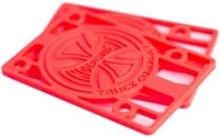 Independent Genuine Parts Skateboard Riser Pads - red