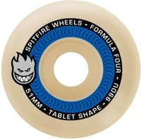 Spitfire Formula Four Tablets Skateboard Wheels - natural (99d)