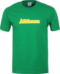 Alltimers Broadway T-Shirt - kelly green