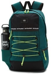 Vans Snag Plus Backpack - vans trekking green