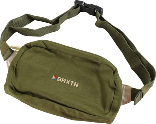Brixton Stowell V Hip Bag - cypress - view large