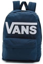 Vans Old Skool III Backpack - dress blues/white