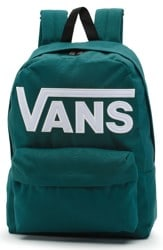 Vans Old Skool III Backpack - vans trekking green