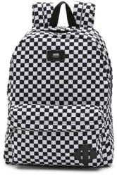 Vans Old Skool III Backpack - black/white check