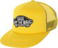 Vans Classic Patch Trucker Hat - sulphur