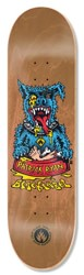 Black Label Ryan Rip Dog 8.25 Skateboard Deck - brown