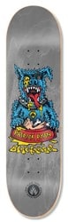 Black Label Ryan Rip Dog 8.25 Skateboard Deck - grey