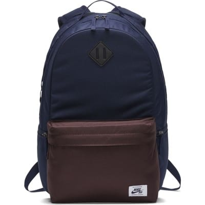 Nike SB Icon Backpack - obsidian/mahogany/white - view large