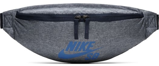 Nike SB Heritage Hip Pack - obsidian/obsidian/sail - view large