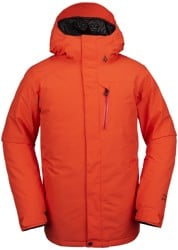 Volcom L Gore-Tex Jacket - orange