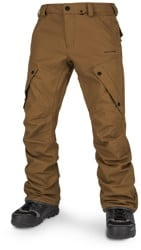 Volcom Articulated Pants - caramel
