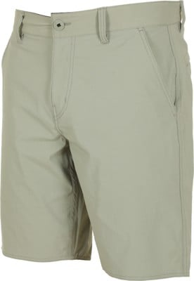 Brixton Toil II All-Terrain Hybrid Shorts - sage - view large