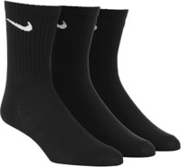 Nike SB Everyday LTWT 3-Pack Sock - black/(white)