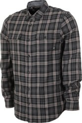 Vans Sycamore Flannel Shirt - black