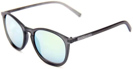 Happy Hour Collin Provost Flap Jack Sunglasses - frost black/mirror lens - view large