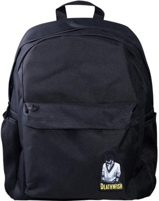 Deathwish Good Kid Backpack - black - view large