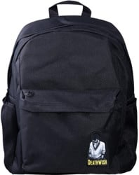 Deathwish Good Kid Backpack - black