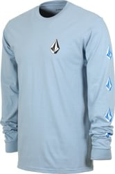 Volcom Deadly Stones L/S T-Shirt - flight blue