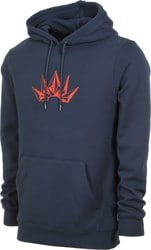Volcom Supply Stone Hoodie - dark navy