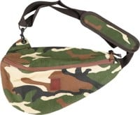 Brixton Chicago Shoulder Sling - woodland camo