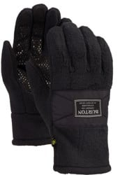 Burton Ember Fleece Gloves - true black