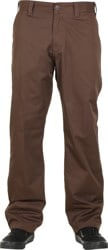 RVCA Americana Pants - chocolate