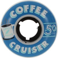 Sml. Coffee Skateboard Wheels - blue crisp (78a)