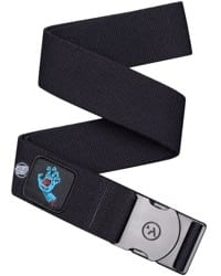 Arcade Belt Co. Santa Cruz Rambler Belt - black/screaming hand