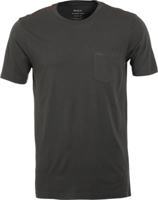 RVCA PTC Standard Wash T-Shirt - pirate black - view large