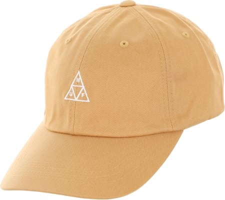HUF Essentials Triple Triangle Strapback Hat - sauterne - view large