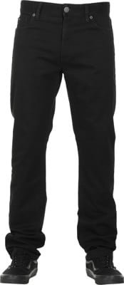 RVCA Daggers Twill Pants - black - view large